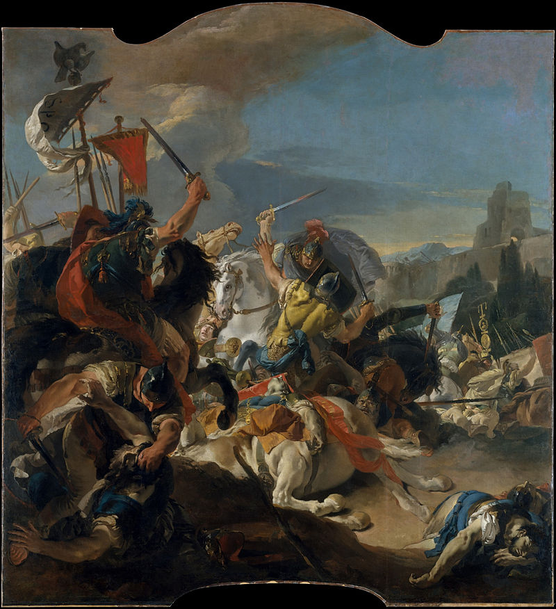 Battle of Vercellae