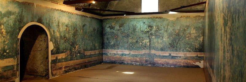 Fresco of Livia