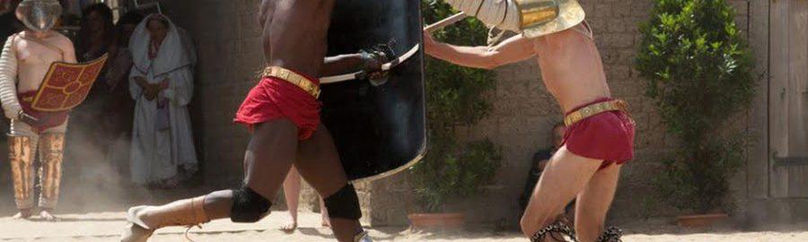 Poczuj się gladiator
