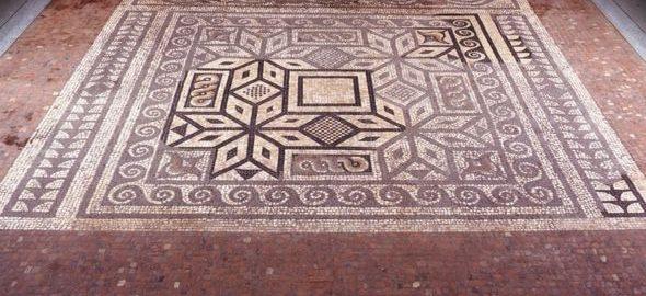 Rzymska mozaika po ponad pół wieku zostanie pokazana na widok publiczny