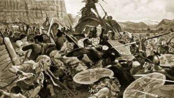 Battle of Aquae Sextiae - great victory of Romans