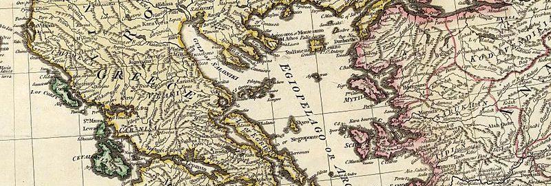 Grecja - narodziny miasta