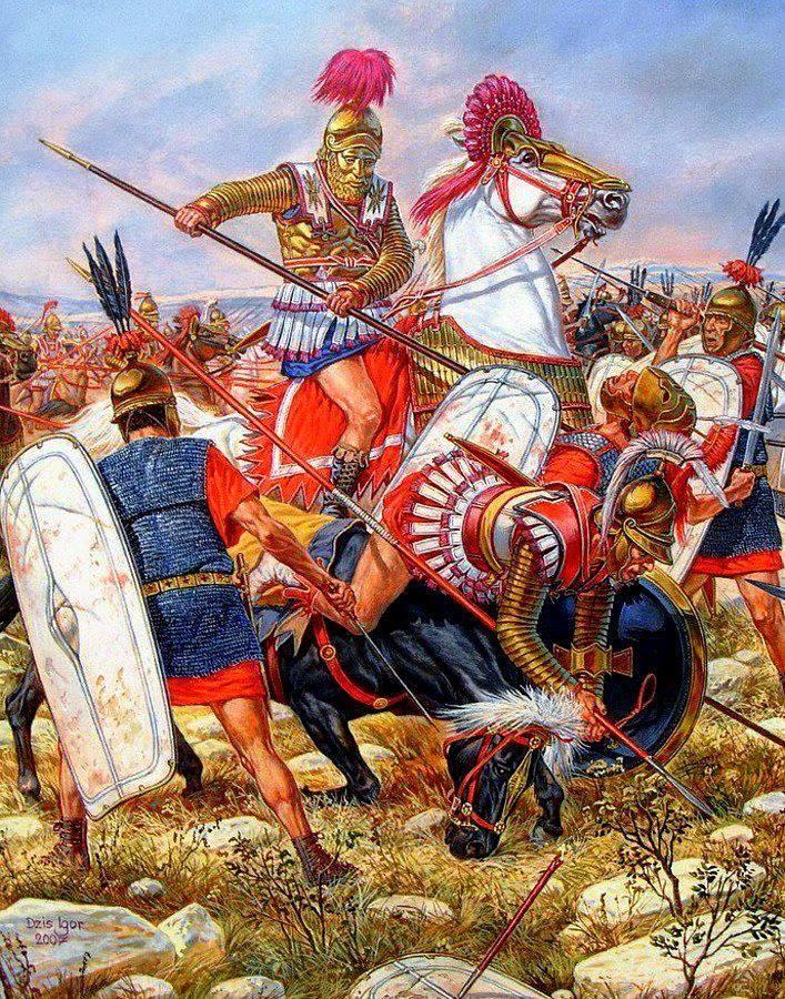 Battle of Magnesia (190 BCE)