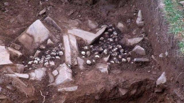 Odkryto rzymski pocisk z procy
