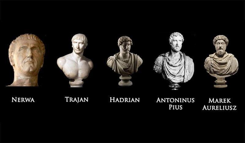 Pięciu dobrych cesarzy
