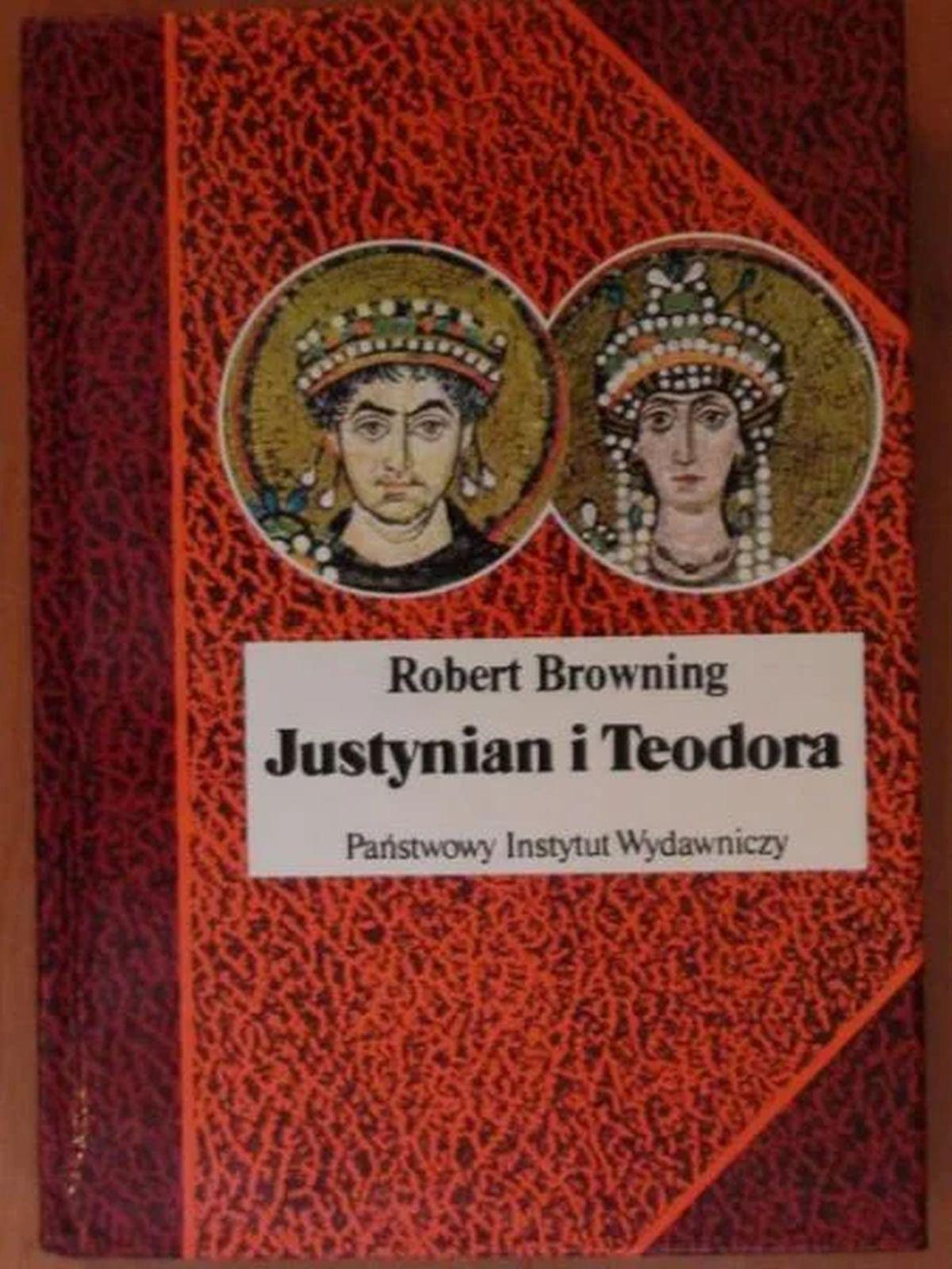 Justynian i Teodora