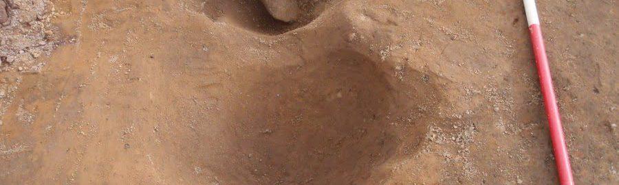 Odkryto pozostałości rzymskiego pieca w Szkocji