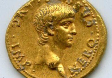 Natrafiono na aureus w Jerozolimie