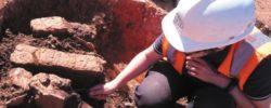 Odkryto rzymską osadę w środkowej Anglii