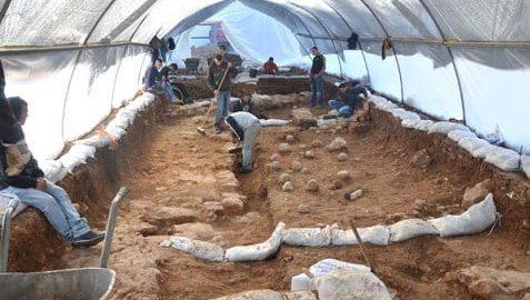 Wykopaliska w Jerozolimie ukazują, w jakim miejscu Rzymianie zrobili wyłom w murze