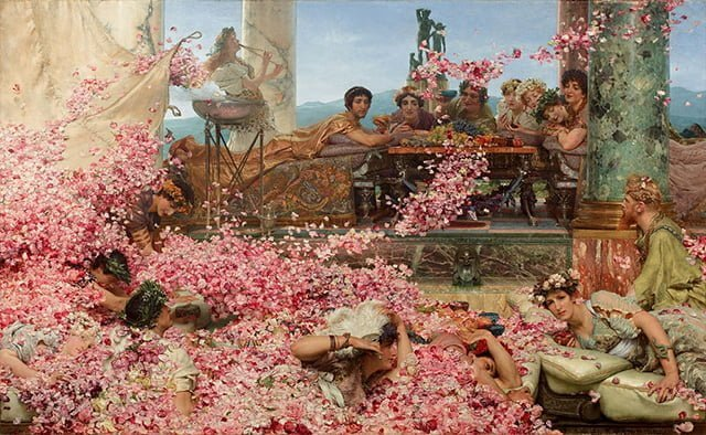Róże Heliogabala