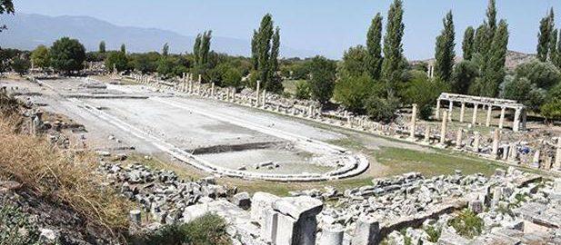 Olbrzymi rzymski basen w Turcji ma zostać odkopany