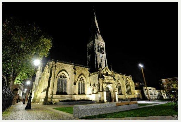 Katedra w Leicester