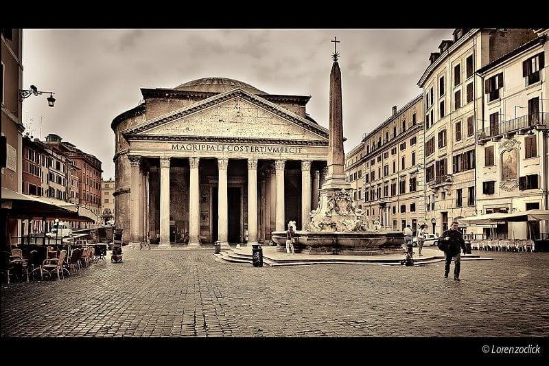 Starożytny Rzym kolebką…. ubezpieczeń