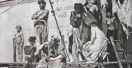 The handicap was valued in ancient Rome