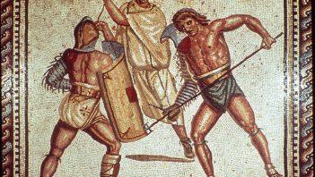 Rozrywka w starożytnym Rzymie