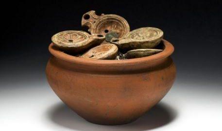 Odkryto niezwykły rzymski garnek w Szwajcarii