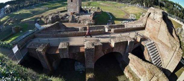 Odbudowany Circus Maximus