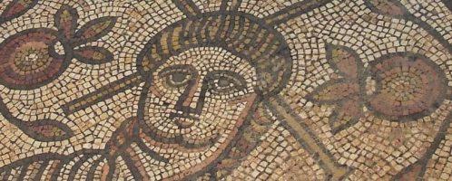 Rzymska mozaika w Brytanii