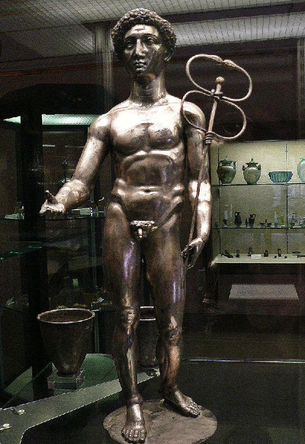 Posąg Merkurego