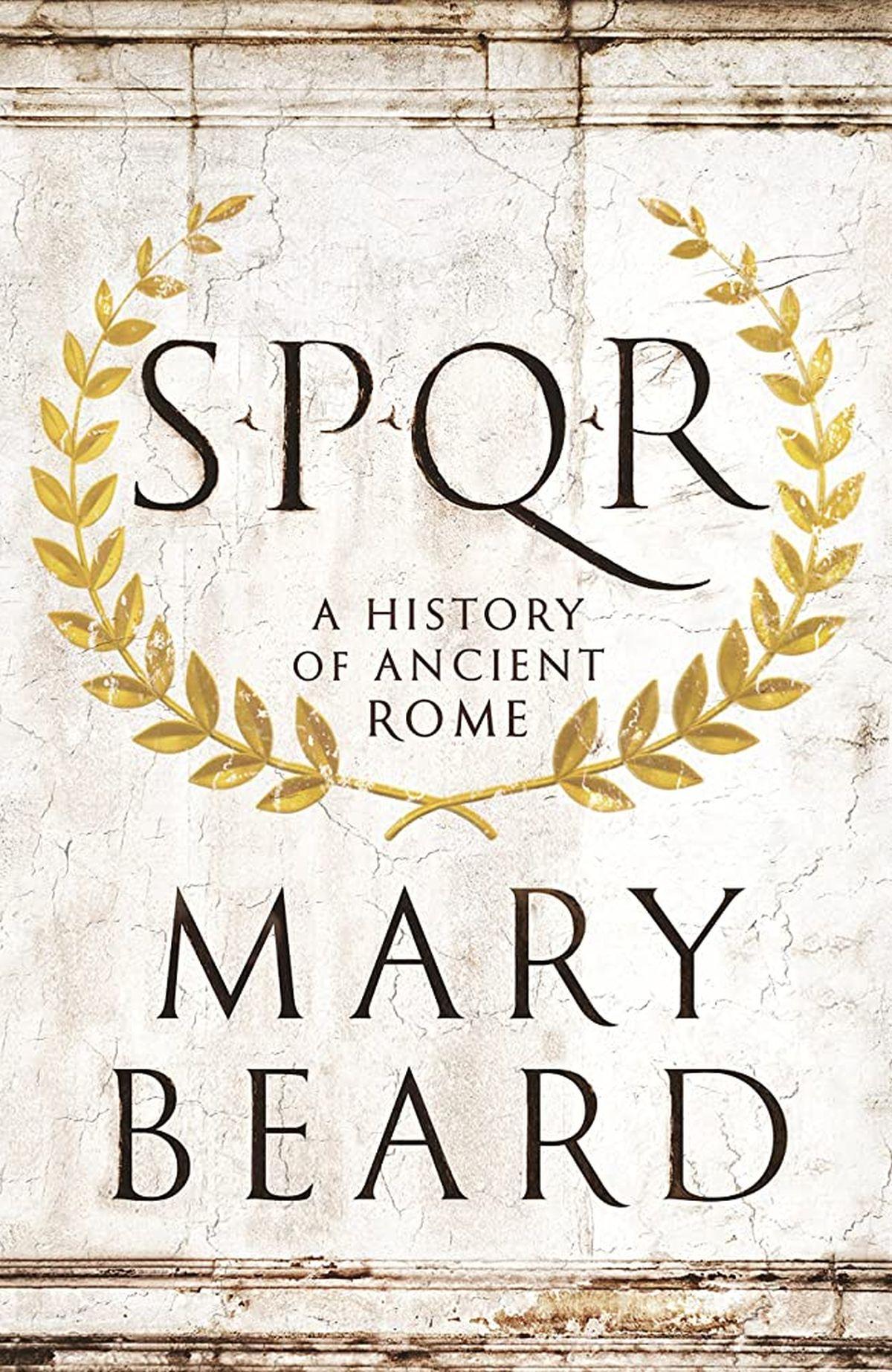 Mary Beard, SPQR