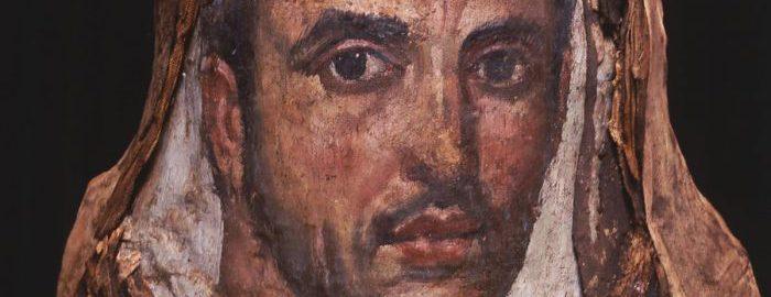 Portret Rzymianina z Egiptu