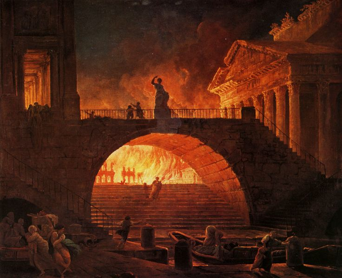 Wielki pożar Rzymu