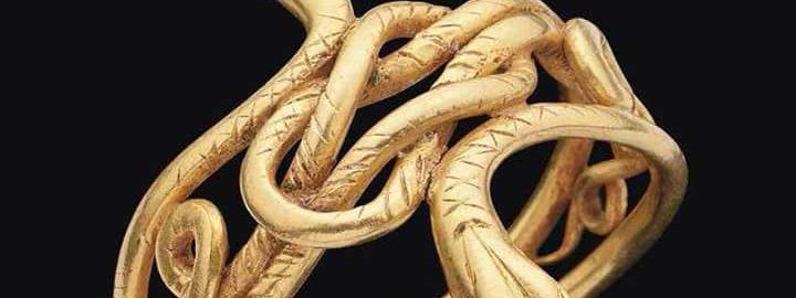 "Bracelet ""Heracles knot"""