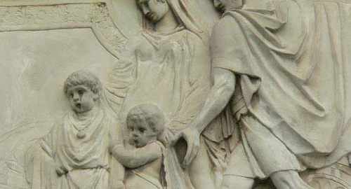 Marriage and children in Roman law