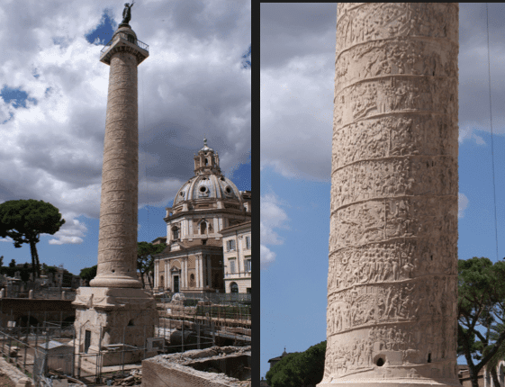Pomnik zwycięstwa Trajana nad Dakami