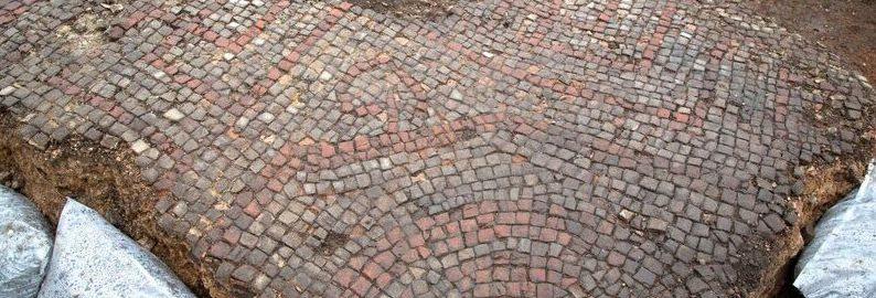 W Leicester odkryto mozaikę rzymską