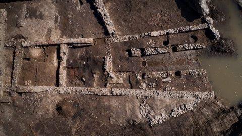 Odkryto świątynię Mitry na Korsyce