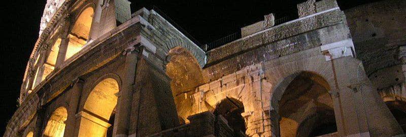 Koloseum będzie można zwiedzać nocą