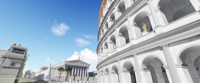 Rusza darmowy kurs dzięki któremu poznamy Rzym z roku 315 n.e.