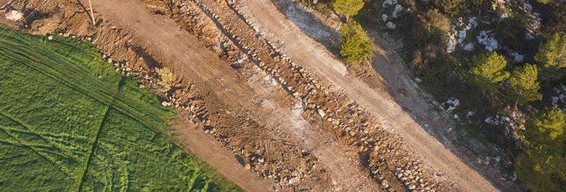 Odkryto rzymską drogę w Izraelu
