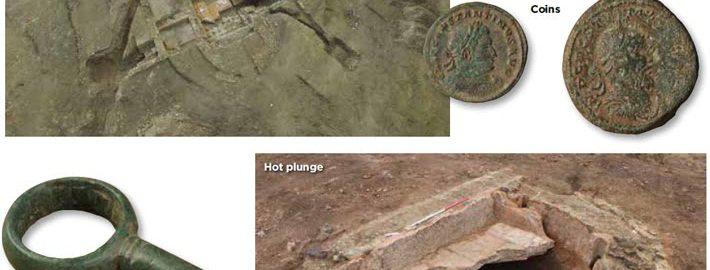 Odkryto rzymską posiadłość w północno-zachodniej Francji