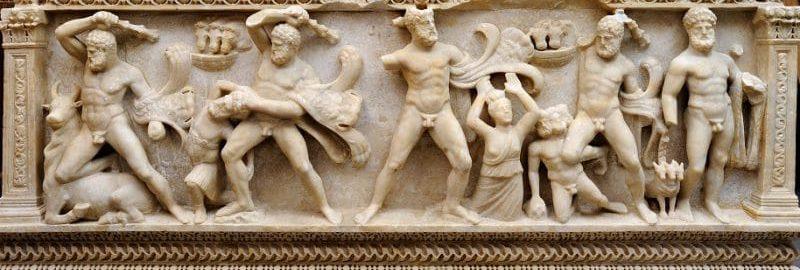 Szwajcaria zwróci rzymski sarkofag Turcji