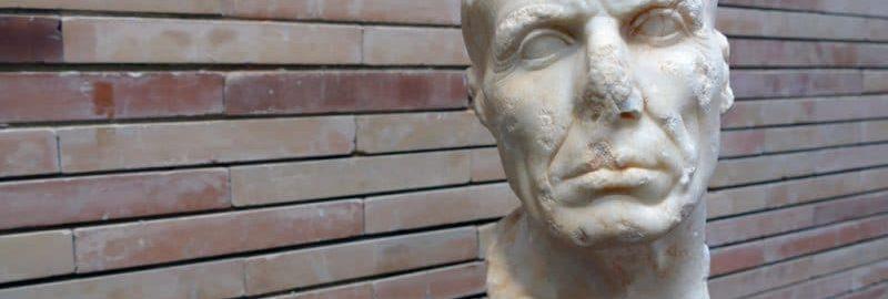 Roman bust