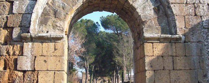 Odkryto rzymską świątynię w Italii przy pomocy radaru