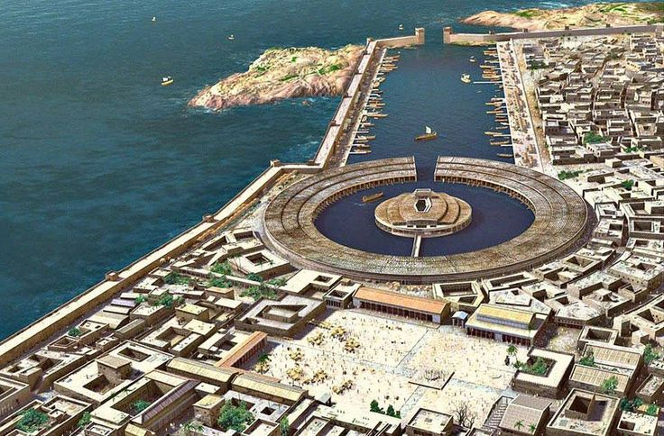 Great Harbour of Carthage