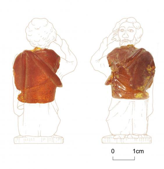 Archeolodzy znaleźli dowód na istnienie wpływów wyższych rzymskich warstw w północnej Anglii