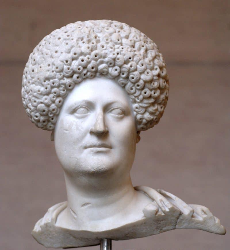 Kobieta rzymska w męskim świecie