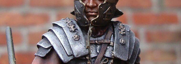 Rzymski legionista z I wieku n.e.