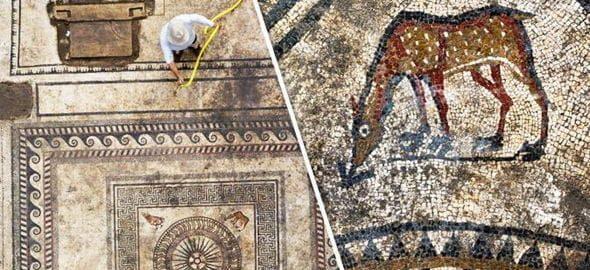 Odkryto rzymskie miasto Ucetia