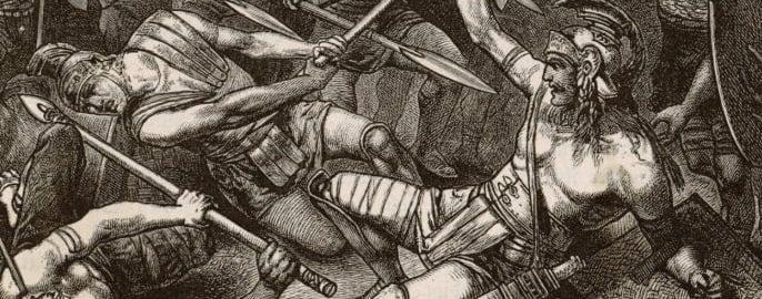 Śmierć Spartakusa