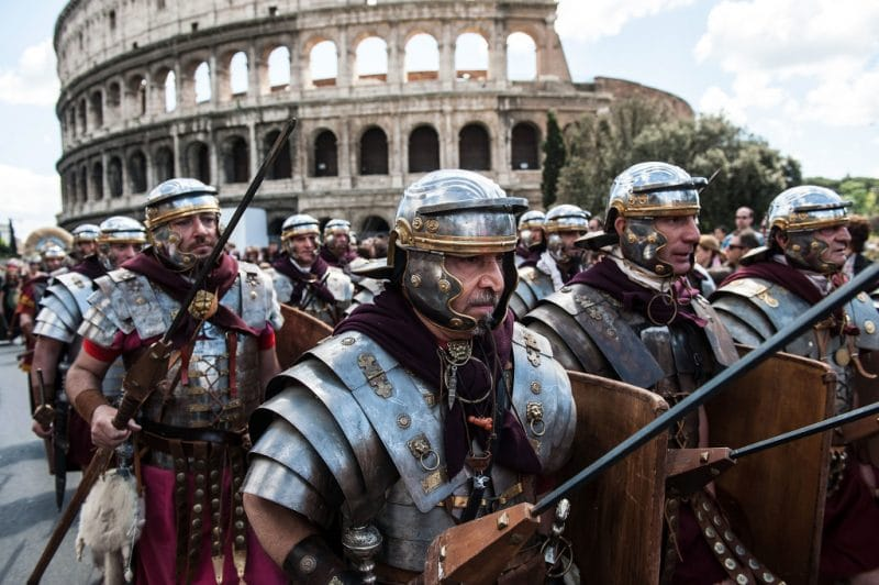 Dnia 21 kwietnia Rzym będzie obchodził 2770 urodziny