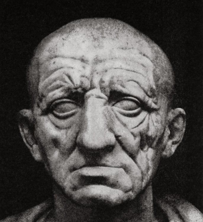 Rzymski mężczyzna