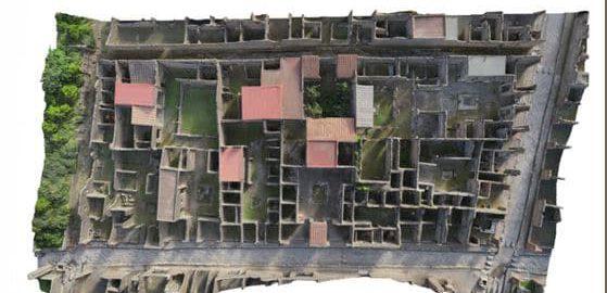 Roman insula in 3D