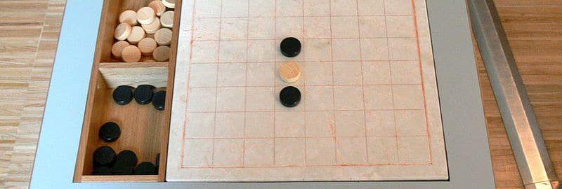 Ludus latrunculorum - a modern game reconstruction