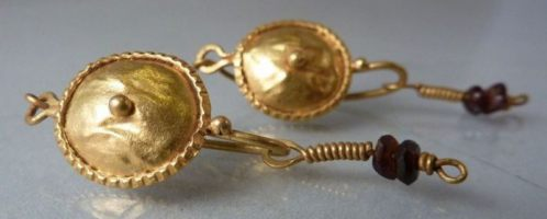 Roman jewellery in York was stolen